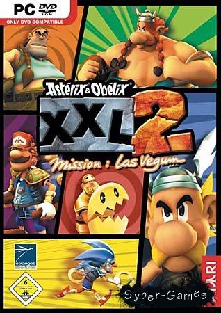 Астерикс и Обеликс: Миссия Лас-Вегум / Asterix & Obelix XXL2 (RUS)
