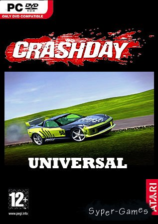 CrashDay Universal HD / Крашдэй универсал (PC/2011/RU)