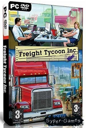 �������������: ������������ �������� / Freight Tycoon Inc. (PC/RUS)