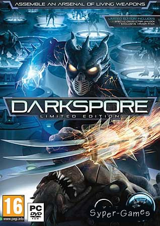 Darkspore Alpha (PC/2011/RU)