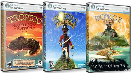 Trilogy Tropico (Lossless RePack Packers)