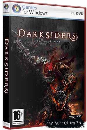 Darksiders: Wrath of War (Multi5/3хDVD5)