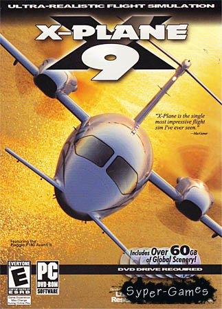 X-Plane 9 (PC/FULL/RUS)