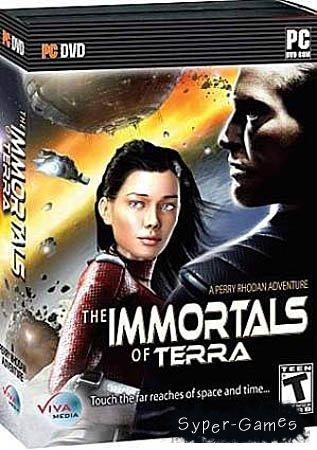 The Immortals of Terra: A Perry Rhodan (PC/RUS)