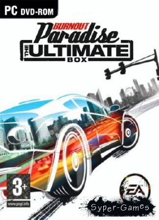 Burnout Paradise: The Ultimate Box (2009/RUS/RePack by Staff)