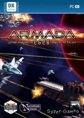 Armada 2526 + Armada 2526: Supernova (2009-2011/ENG/P)
