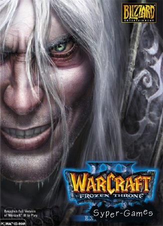 Warcraft 3: The Frozen Throne v.1.26a (2003/RUS/RePack от Saw1k)