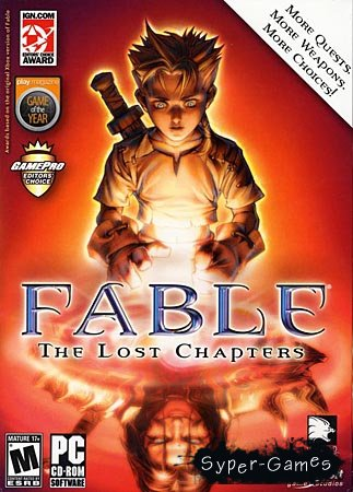 Fable. The Lost Chapters (PC/RePack Sokol/RUS)
