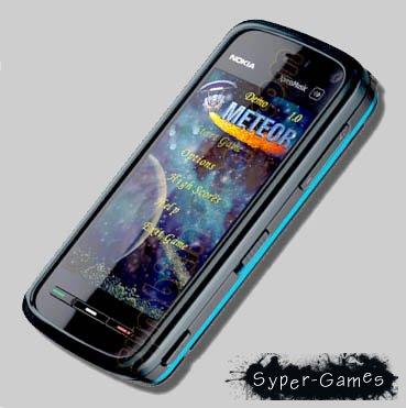 Подборка игр для Nokia 5800 Xpress Music [360х640/2010]