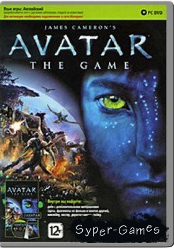 James Cameron's Avatar: The Game (2009/RUS)