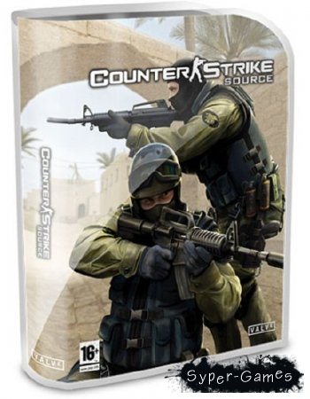 Counter-Strike Source 1.0.0.60 build 4539 [No-Steam] (2011/RUS/ENG/Mod/RePack)