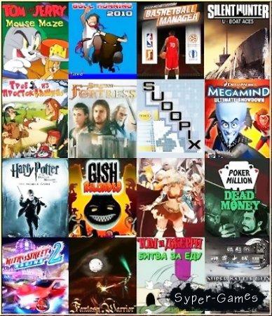 37 потрясающих java-игр для мобильных телефонов с разрешением экрана 240x320
