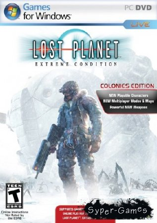 Lost Planet: Extreme Condition Colonies Edition (PC/2008/RIP/ISO) Rus