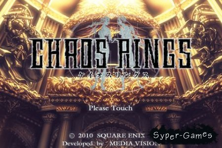 CHAOS RINGS v.1.1.2 [iPhone/iPod Touch]
