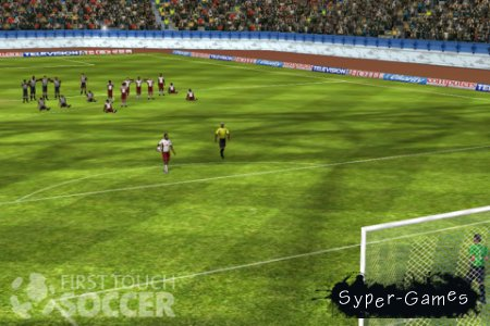 First Touch Soccer v.1.1 [iPhone/iPod Touch/iPad]