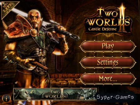 Two Worlds II Castle Defense HD v.1.0.0 [iPad]
