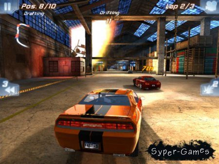 Fast Five the Movie: Official Game HD v.1.0.1 [iPad]