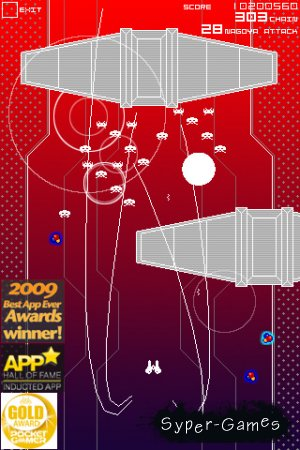Space Invaders Infinity Gene v.4.0.2 [iPhone/iPod Touch/iPad]