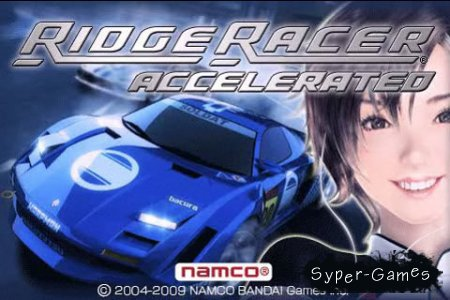 RIDGE RACER ACCELERATED v.1.5.1 [iPhone/iPod Touch]