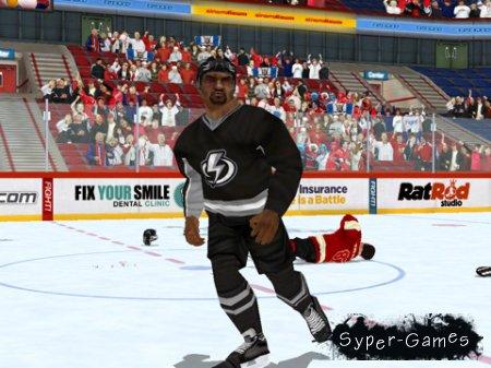 Hockey Fight Pro v.1.1 [iPhone/iPod Touch/iPad]