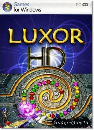 Luxor HD (2011/PC/Eng)