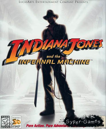 Indiana Jones and the Infernal Machine (RUS-ENG)