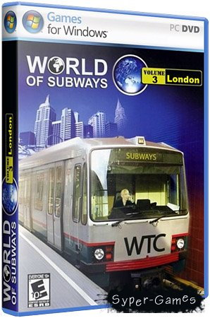 World of Subways Vol.3 London (PC/2011)