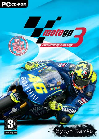 MotoGP 3: Ultimate Racing Technology (PC/RUS)
