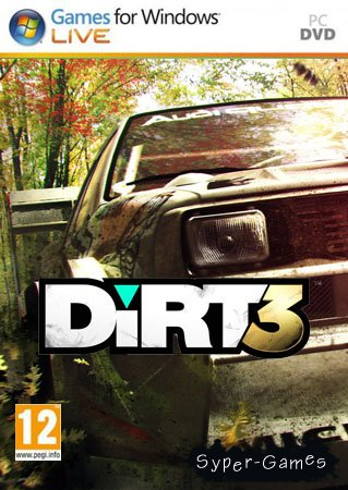 DiRT 3 v1.1 (PC/2011/RePack/RU)