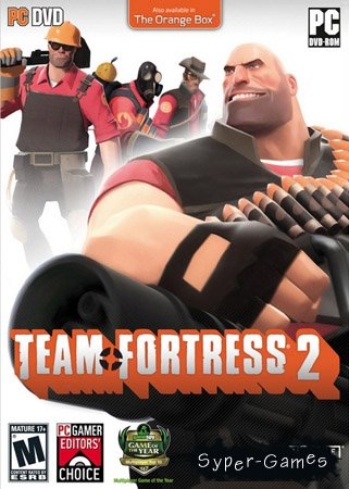 Team Fortress 2 Non-Steam v1.1.5.5 (2011)