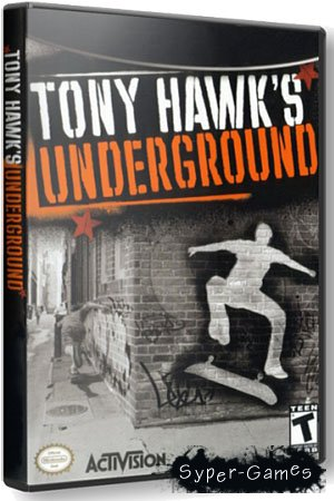 Tony Hawk's Underground (PC/FULL/EN)