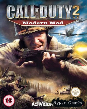 Call of Duty 2 Modern Mod (PC/RUS)