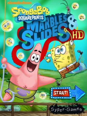 SpongeBob SquarePants Marbles & Slides HD v.1.0 [iPad]