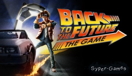 Back to the Future Ep 1 HD v.1.1 [iPad]
