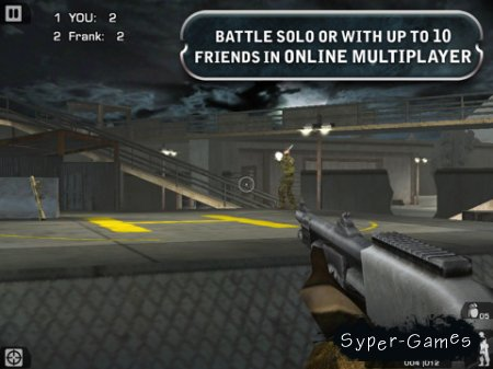 BATTLEFIELD: BAD COMPANY 2 v.1.0.2 [iPhone/iPod Touch]+ HD версия для iPad