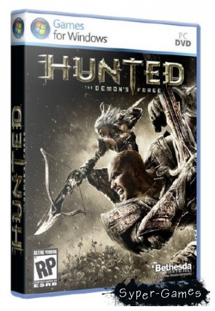 Hunted: The Demon's Forge (2011/PC/RePack/Rus) by R.G. Catalyst