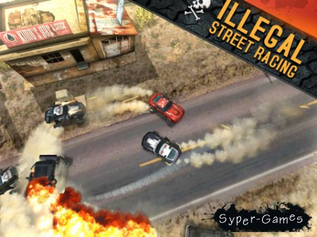 Death Rally v.1.5 [iPhone/iPod Touch/iPad]