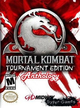 Антология Mortal Kombat / Anthology Mortal Kombat (2011/PC/RUS-ENG)