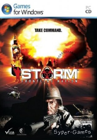 Storm Frontline Nation (2011/MULTi5/L)