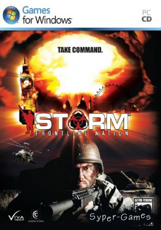 Storm: Frontline Nation (2011/PC/Eng)