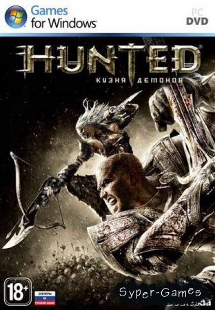 Русификатор для Hunted: The Demon's Forge