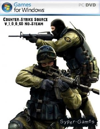 Counter-Strike Source v.1.0.0.60 No-Steam (RUS/2011/PC/P)