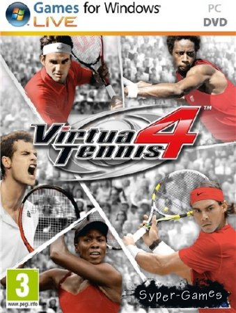 Virtua Tennis 4 (2011/ENG/Full/PC/L)