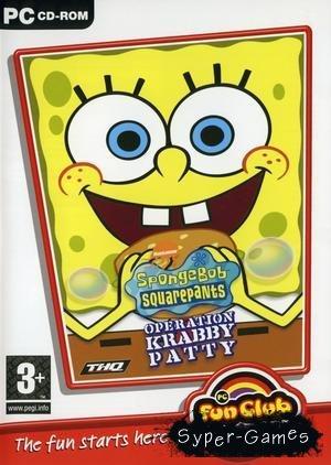 Губка Боб : Операция Крабовый Пирожок  (2004) PC