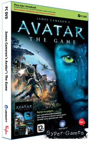 James Cameron's Avatar - The Game 1.2 (Repack/FULL RU)