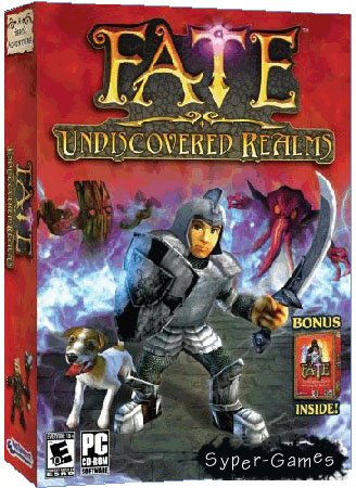 Fate: Undiscovered Realms (RUS-ENG)