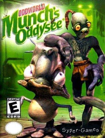 Oddworld: Munch's Oddysee (2001-2010/Rus/PC)