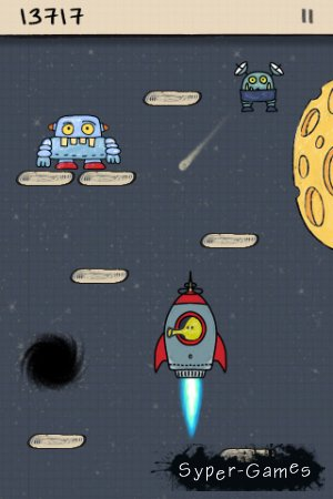 Doodle Jump - BE WARNED: Insanely Addictive! v.2.5.1 [iPhone/iPod Touch]