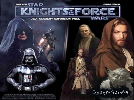 Рыцари Силы / Star wars: Knights of the Force (2008-2011/Rus/Eng/PC)