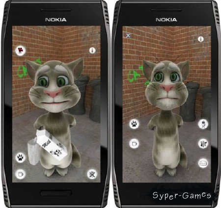 Talking Tom Cat 1.0 (2011/ENG)